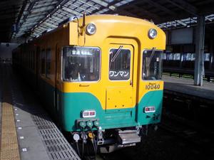 富山地鉄の車両